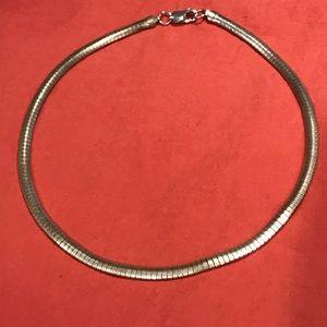 Jewelry - Sterling Cobra necklace